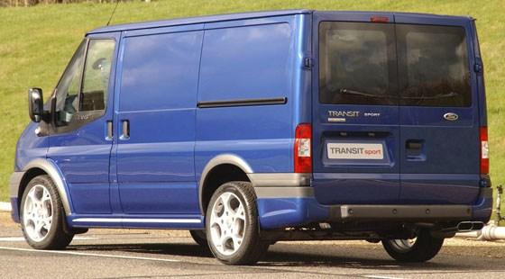 Ford Transit Sportvan 2 2 Tdci 2007 Review Car Magazine