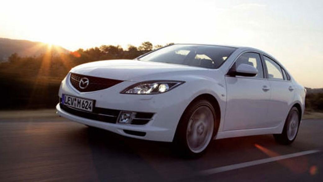 Mazda 6 2.0 (2007) Review