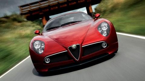 Alfa Romeo 8C Competizione (2007) review   CAR Magazine