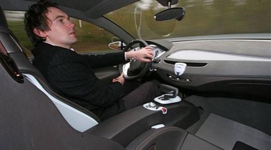 Renault Laguna Coupe Concept 2007 Review Car Magazine