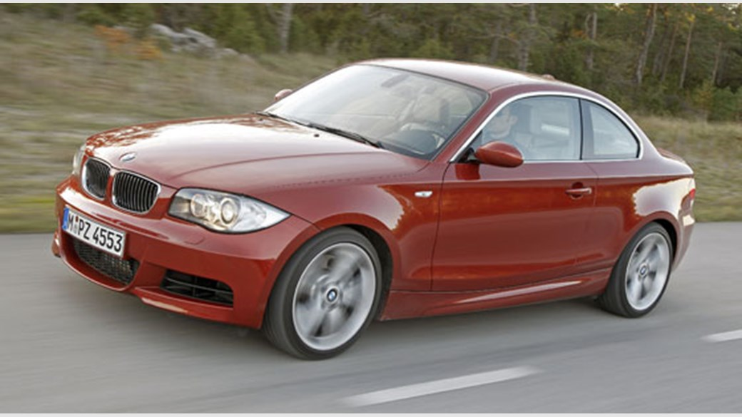 BMW 123d Coupe M Sport (2008) review | CAR Magazine