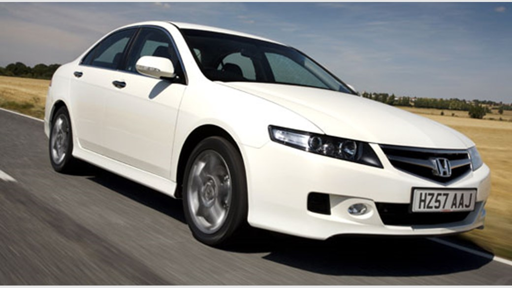 Honda Accord Sport Gt 2007 Car Review