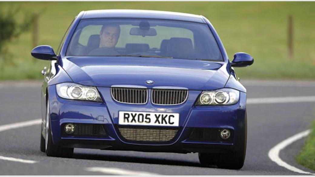 BMW 330d MSport 2007 review by CAR Magazine