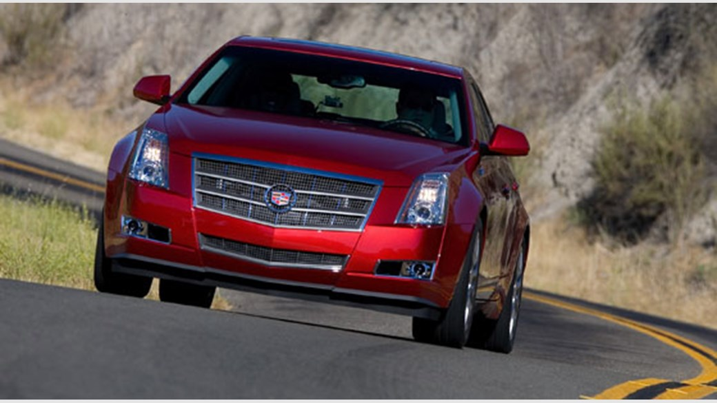 Cadillac Cts 3 6 V6 2007 Review Car Magazine