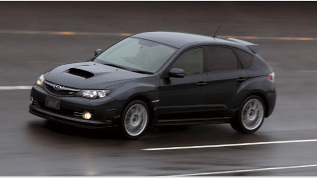 Subaru Impreza Rb320 Review Car Magazine