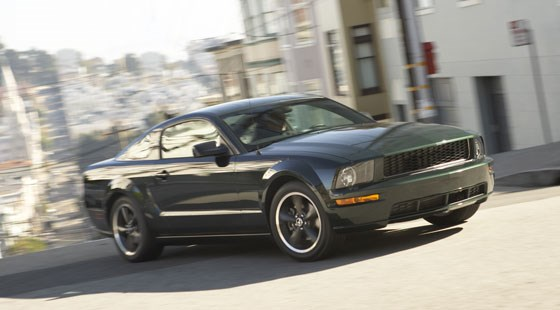Ford Mustang Lease >> Ford Mustang Bullitt (2007) review   CAR Magazine