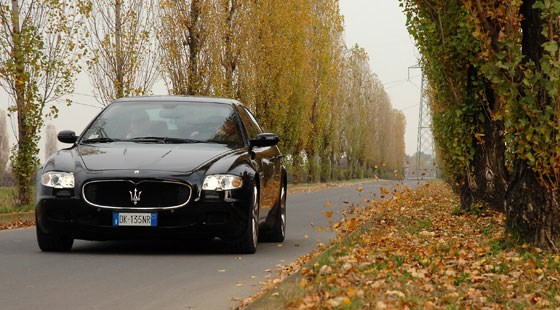 maserati quattroporte sport gt s 2007 review by car magazine. Black Bedroom Furniture Sets. Home Design Ideas