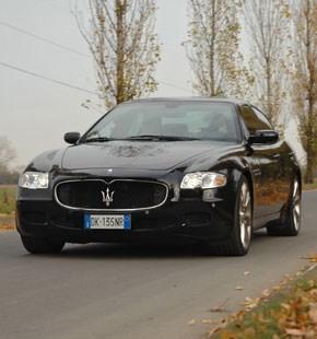 Maserati Quattroporte Sport Gt S 2007 Review Car Magazine