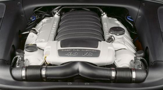 2009 porsche cayenne gts horsepower