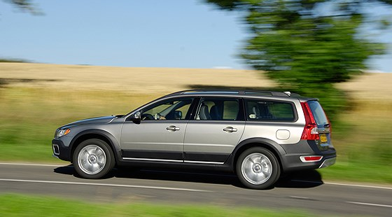 volvo xc70 d5 2007 review by car magazine. Black Bedroom Furniture Sets. Home Design Ideas
