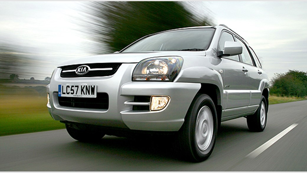 kia sportage owners manual 2007