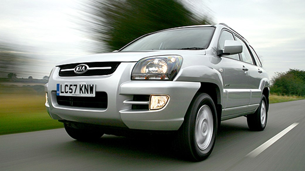 Lovely Kia Sportage 2.0 CRDi XE (2007) Review