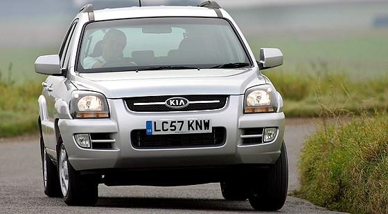 ... Kia Sportage 2.0 CRDi XE (2007) Review ...