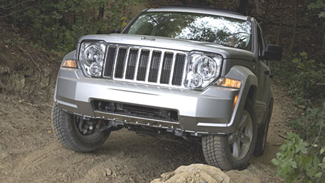 Jeep Cherokee Limited 2.8D (2007) Review