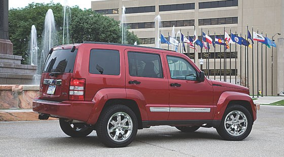 Jeep Cherokee Limited 2.8D (2007) review | CAR Magazine