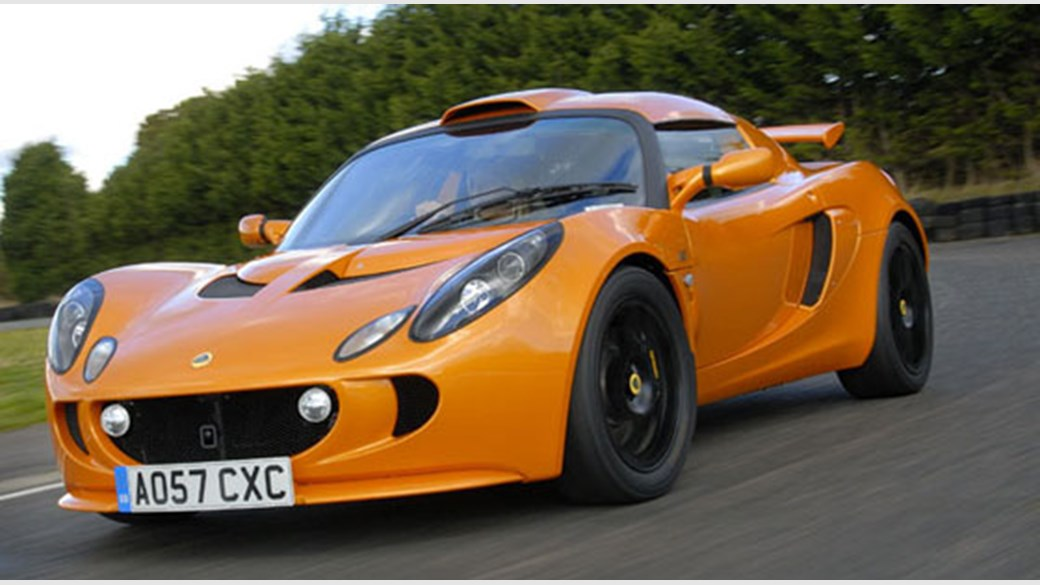 Lotus Exige S Performance Pack 2007 Review