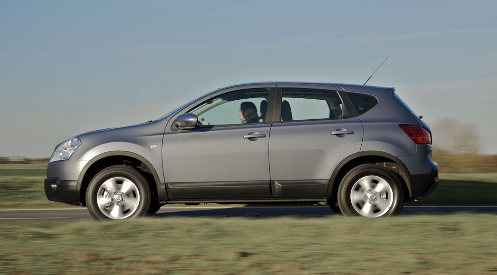 nissan qashqai 2 0 dci acenta 2008 long term test review by car magazine. Black Bedroom Furniture Sets. Home Design Ideas