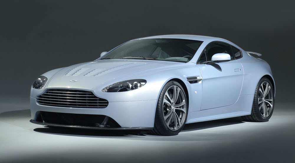 Aston Martin V12 Vantage Rs Concept Car Magazine