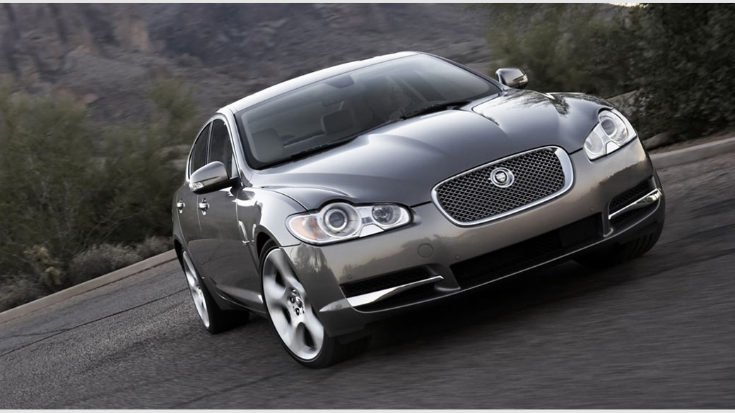 Jaguar Xf Sv8 2007 Review