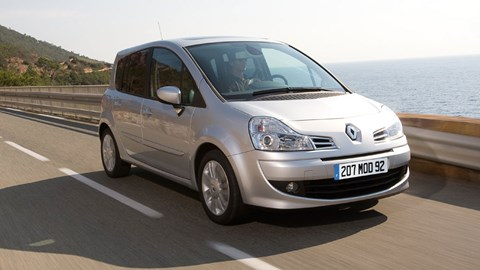 Renault Grand Modus 1 2 Tce 100 2007 Review Car Magazine