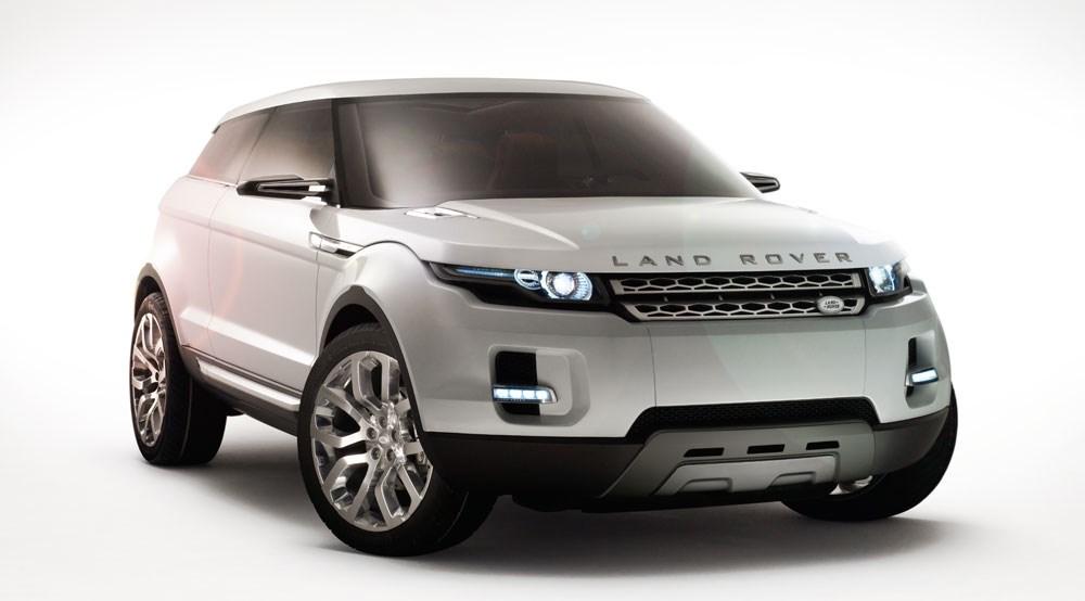 Land Rover LRX concept (2007)   CAR Magazine