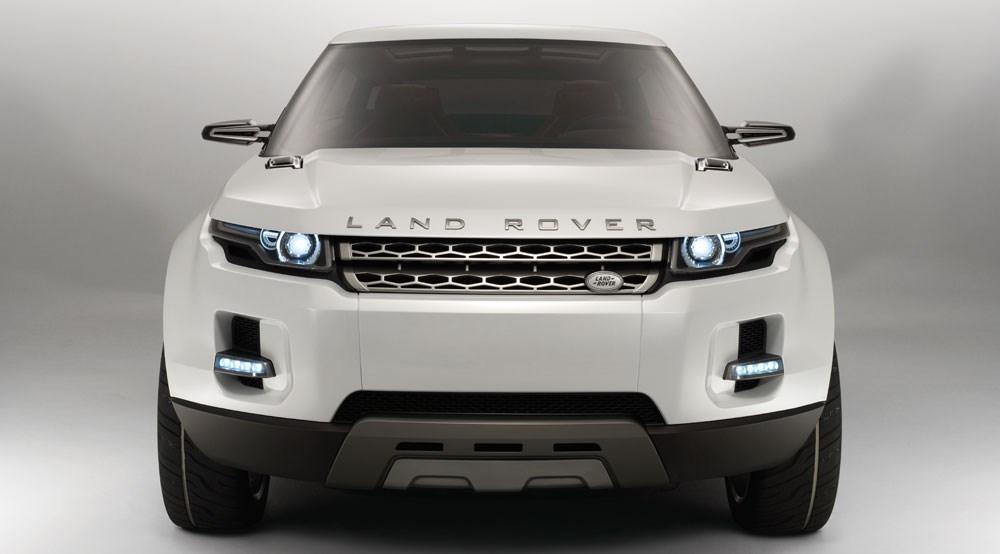 Land Rover Lrx Concept 2007 Car Magazine
