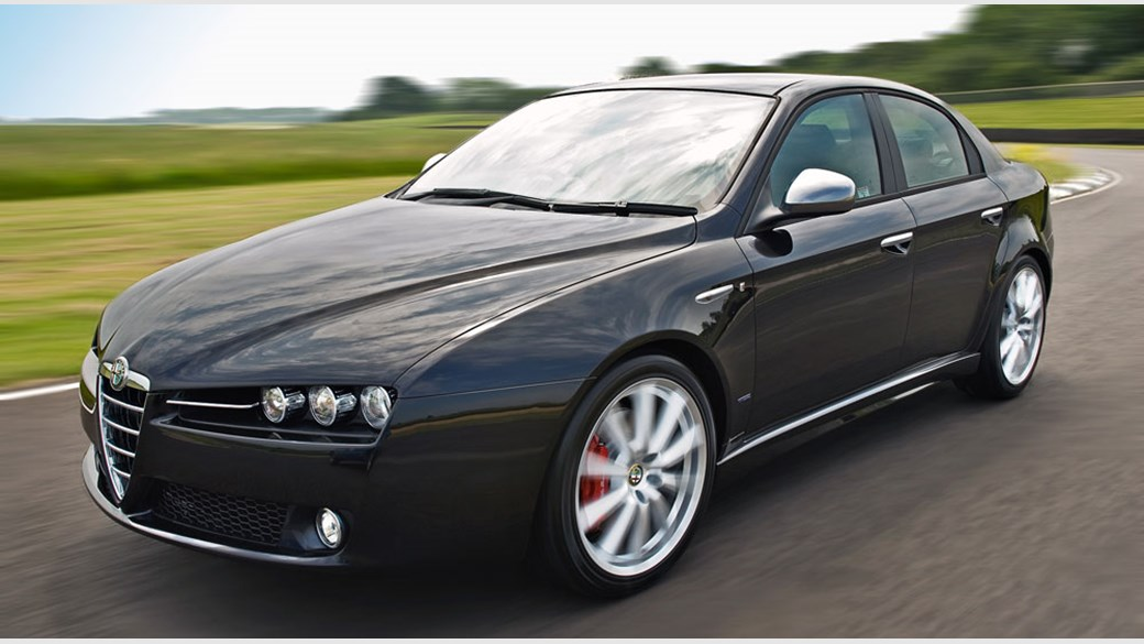 Alfa Romeo 159 2 4 Jtd Ti 2007 Review Car Magazine