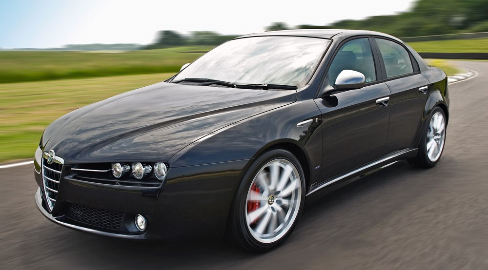 alfa romeo 159 2 4 jtd ti 2007 review by car magazine. Black Bedroom Furniture Sets. Home Design Ideas
