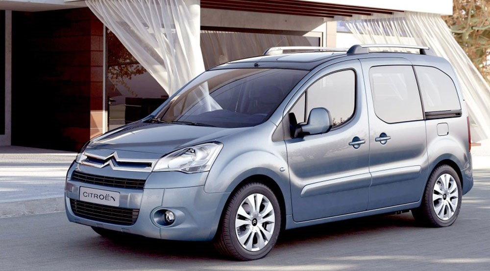 Citroen Peugeot Mpv Twins 2008 First Official Pictures