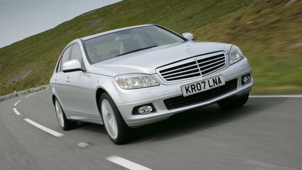 Image gallery mercedes c180 for Mercedes benz c 180