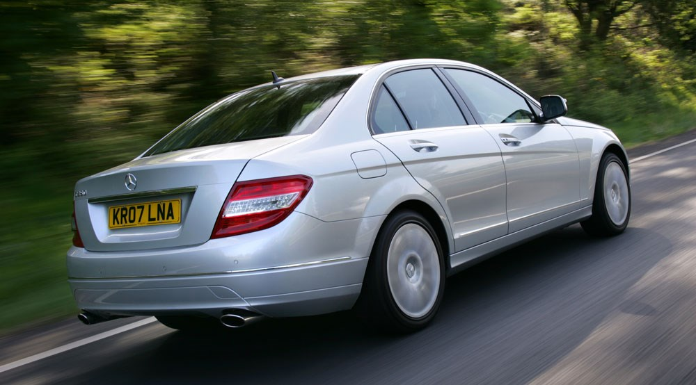 Mercedes Benz C Lease