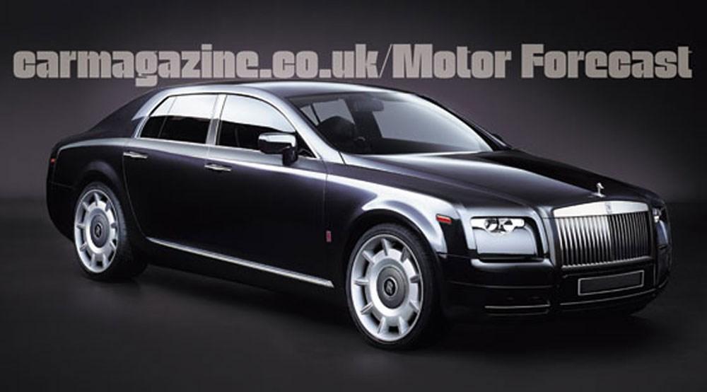 2009/11 - [Rolls-Royce] Ghost / Ghost EWB - Page 2 2BabyRollers