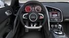 Audi R8 V12 TDi concept interior
