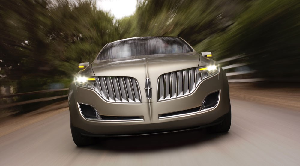 Lincoln MKT concept | CAR Magazine