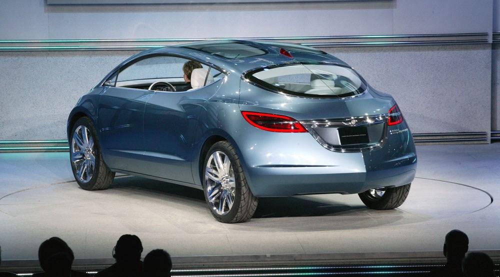 Chrysler ecoVoyage photo