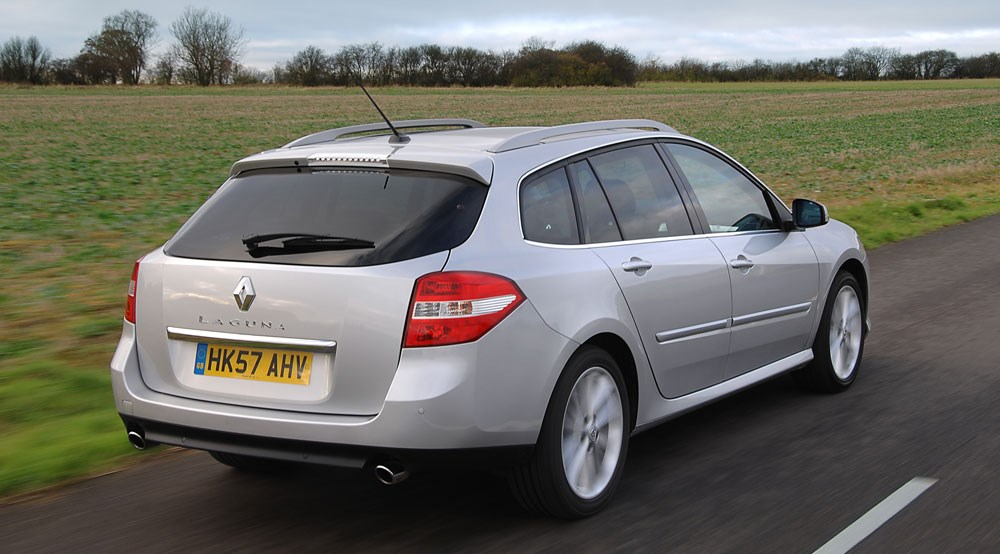 renault laguna sport tourer  dci  dynamique   review car magazine