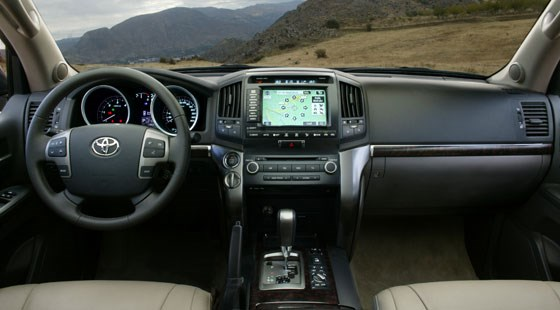 Toyota Land Cruiser V8 Td 2008 Review Car Magazine