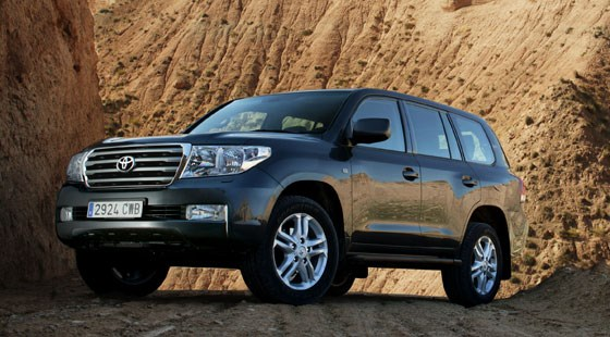 2006 land cruiser amazon specs