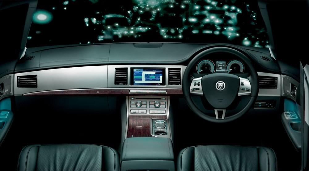 Jaguar Xf 2 7 D Prem Lux 2008 Review Car Magazine