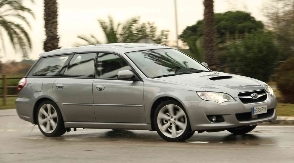 subaru legacy sports tourer 2 0td re 2008 review by car magazine. Black Bedroom Furniture Sets. Home Design Ideas
