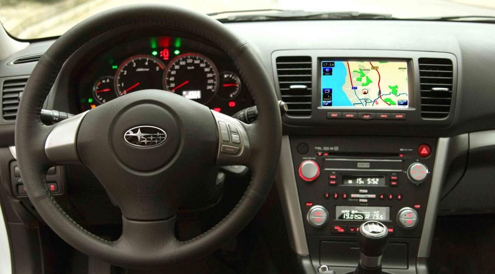 Subaru Legacy Sports Tourer 20TD RE 2008 review by CAR Magazine