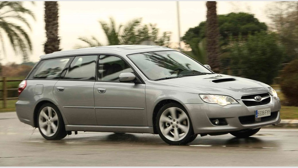 Subaru Legacy Sports Tourer 2 0td Re 2008 Review Car Magazine