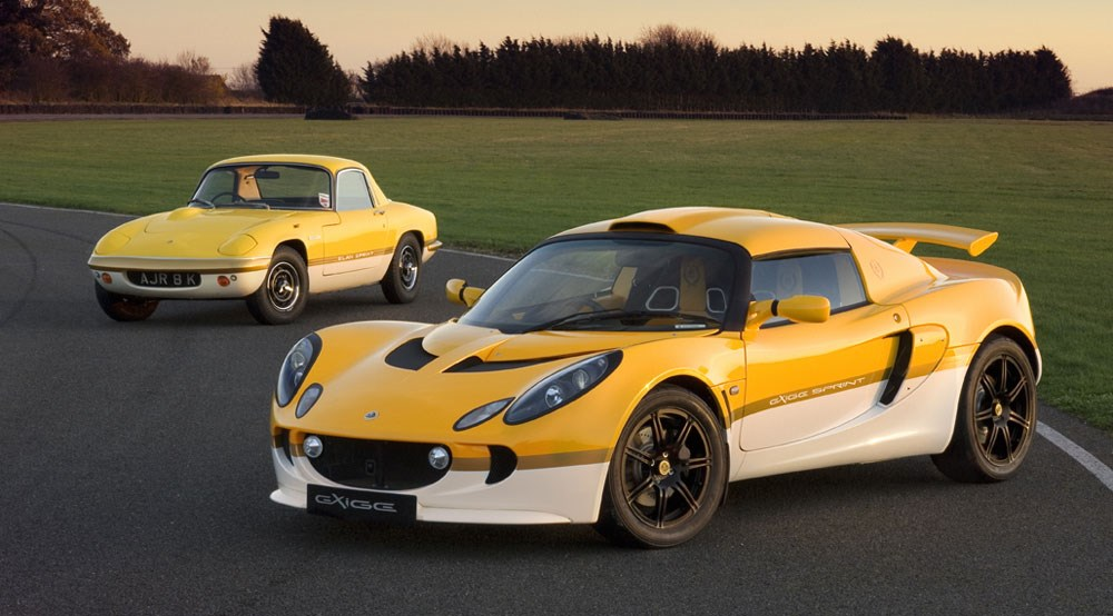Lotus Exige Sprint 2008 First Official Pictures By Car