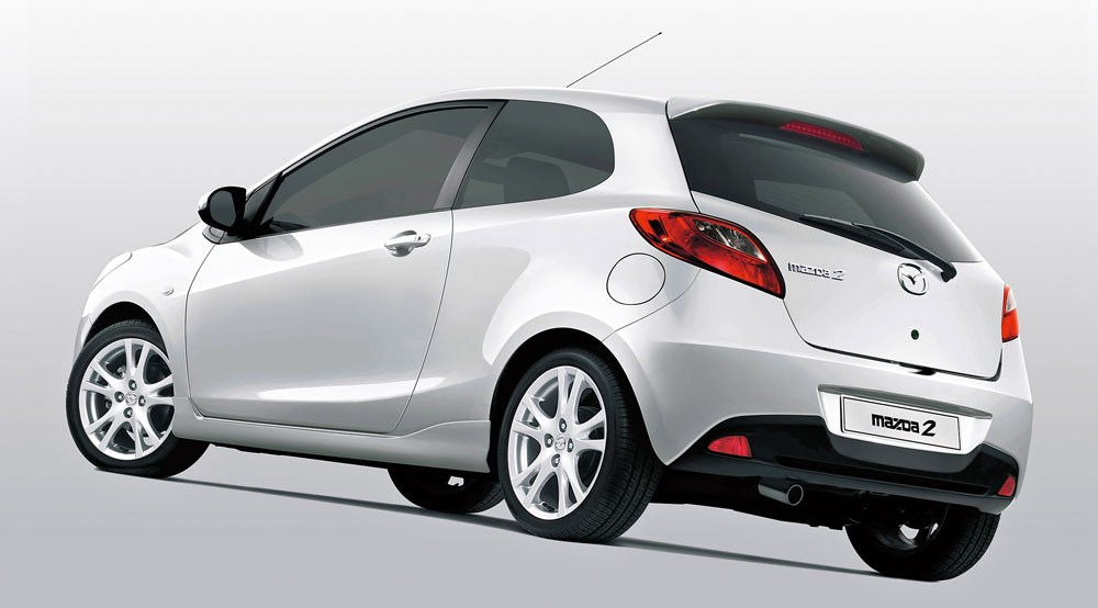 Mazda 2 three-door (2008): first official pictures | CAR Magazine