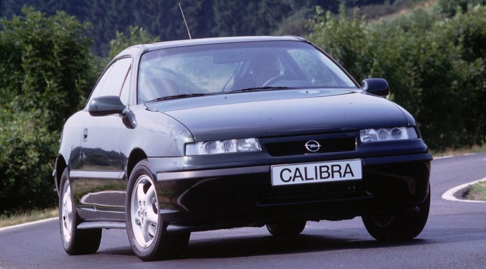 Opel cans Calibra Mk2 by CAR Magazine