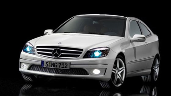 Mercedes Clc 2008 First Official Pictures