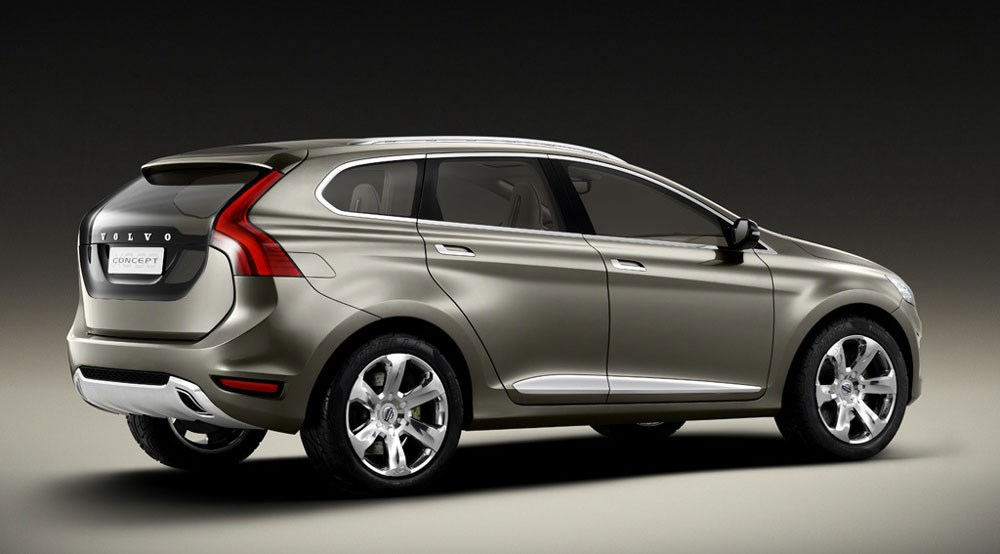 Volvo XC60 (2008) | Secret New Cars | Car Magazine Online