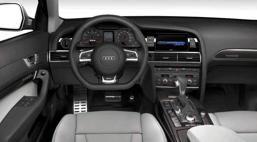 audi rs6 avant 2008 review by car magazine. Black Bedroom Furniture Sets. Home Design Ideas