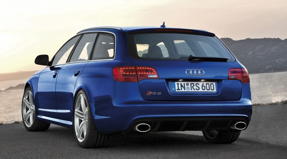 Audi Rs6 Avant 2008 Review Car Magazine