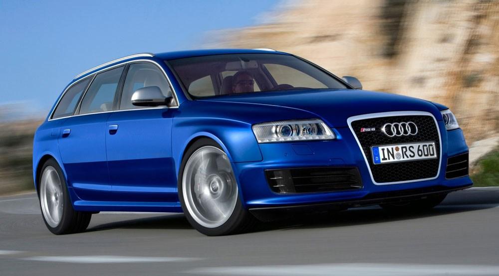 Audi RS6, rims